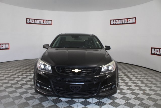 Certified Pre-Owned 2014 Chevrolet SS