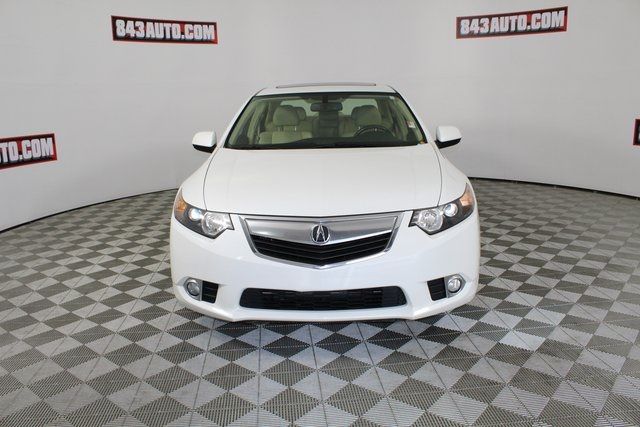 Certified Pre-Owned 2014 Acura TSX 2.4