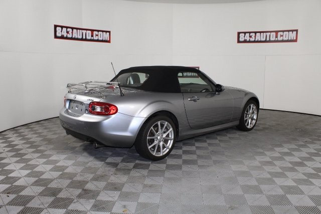 Certified Pre-Owned 2012 Mazda Miata Grand Touring