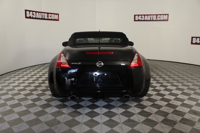 Certified Pre-Owned 2011 Nissan 370Z Touring