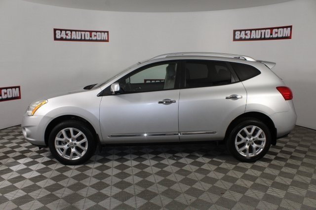 Certified Pre-Owned 2012 Nissan Rogue SL