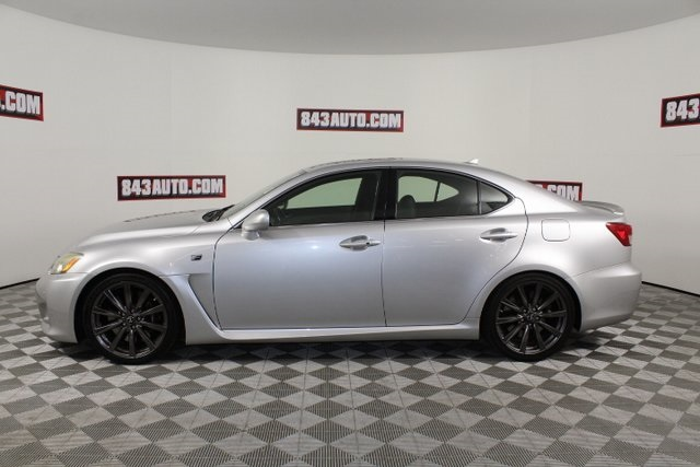 Certified Pre-Owned 2009 Lexus IS F