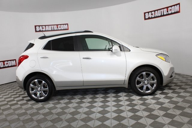 Certified Pre-Owned 2014 Buick Encore Leather