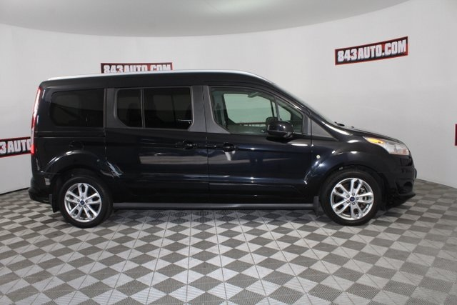 Certified Pre-Owned 2014 Ford Transit Connect Titanium