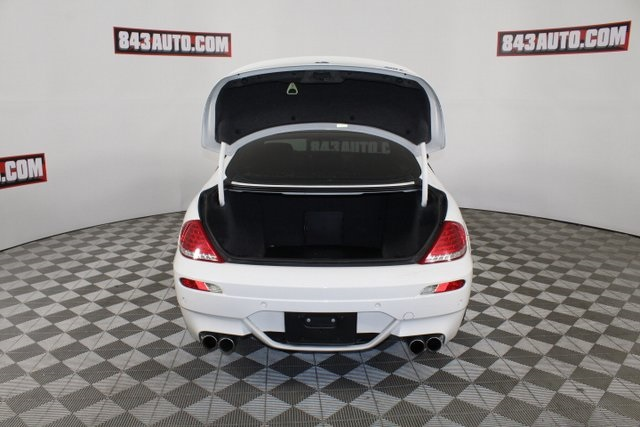 Pre-Owned 2010 BMW M6