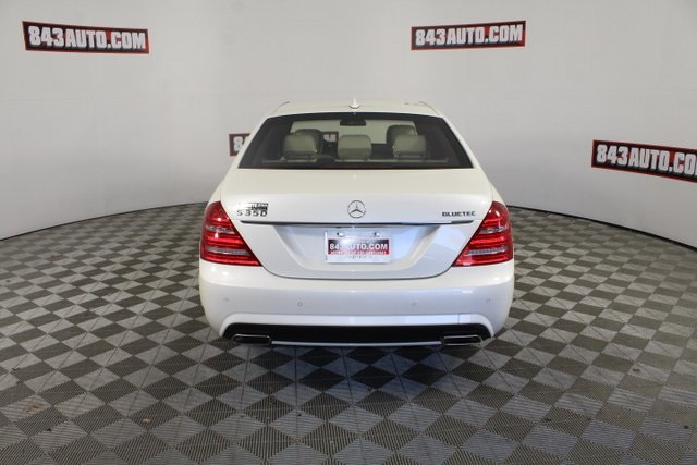 Pre-Owned 2013 Mercedes-Benz S-Class S 350