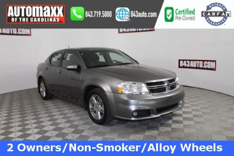Certified Pre-Owned 2013 Dodge Avenger SXT