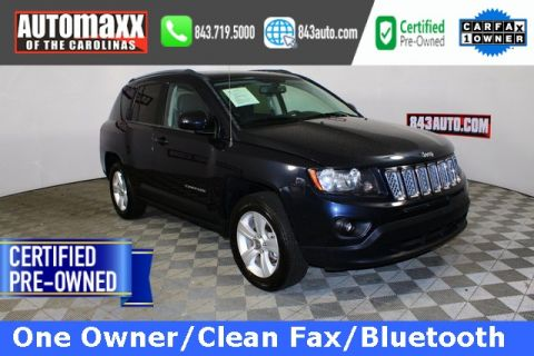 Certified Pre-Owned 2014 Jeep Compass Latitude