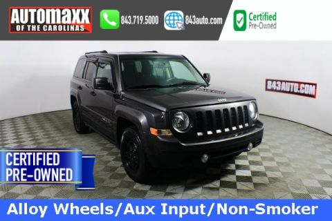 Certified Pre-Owned 2016 Jeep Patriot Sport