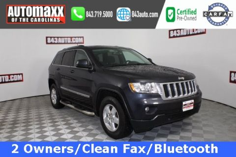 Certified Pre-Owned 2012 Jeep Grand Cherokee Laredo 4WD