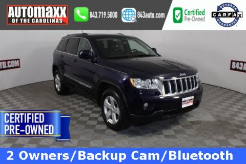 Certified Pre-Owned 2012 Jeep Grand Cherokee Laredo