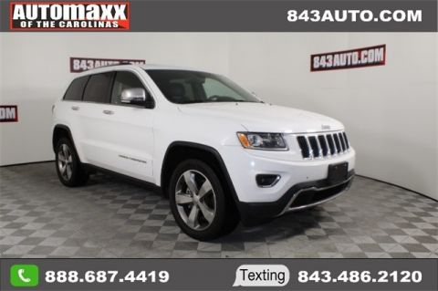 Certified Pre-Owned 2014 Jeep Grand Cherokee Limited 4WD