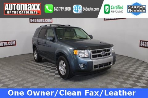 Certified Pre-Owned 2012 Ford Escape Limited