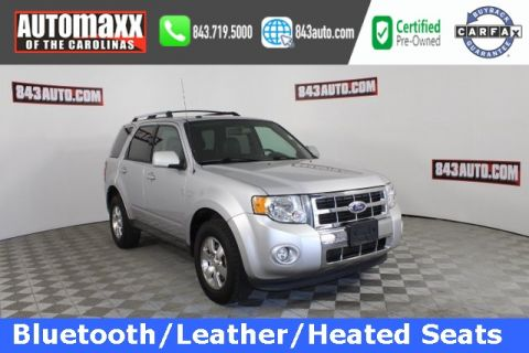 Certified Pre-Owned 2011 Ford Escape Limited