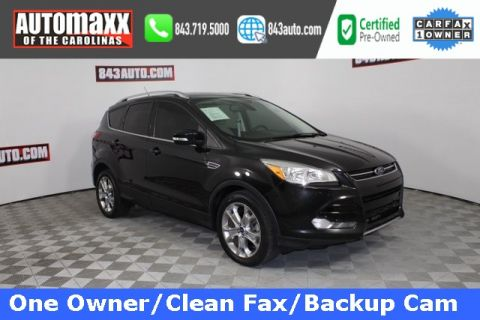 Certified Pre-Owned 2014 Ford Escape Titanium