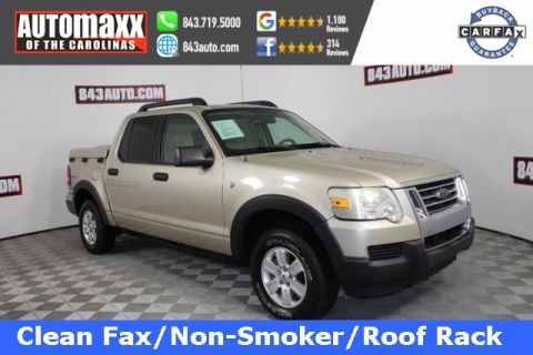 Pre-Owned 2007 Ford Explorer Sport Trac XLT RWD 4D Sport Utility