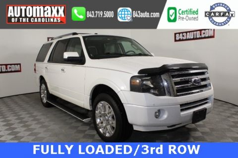 Certified Pre-Owned 2012 Ford Expedition Limited