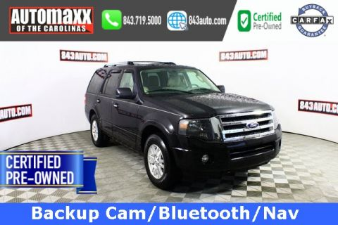 Certified Pre-Owned 2013 Ford Expedition Limited