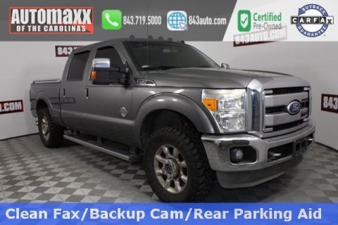 Certified Pre-Owned 2011 Ford F-250SD Lariat 4WD