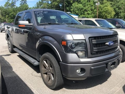 Certified Pre-Owned 2013 Ford F-150 FX2