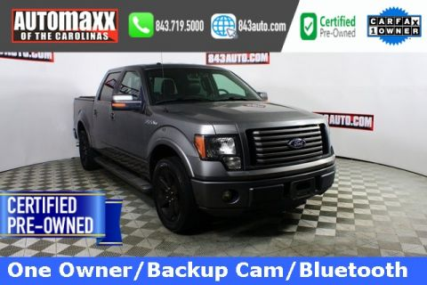 Certified Pre-Owned 2012 Ford F-150 FX2