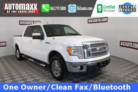 Certified Pre-Owned 2010 Ford F-150 Lariat RWD 4D SuperCrew