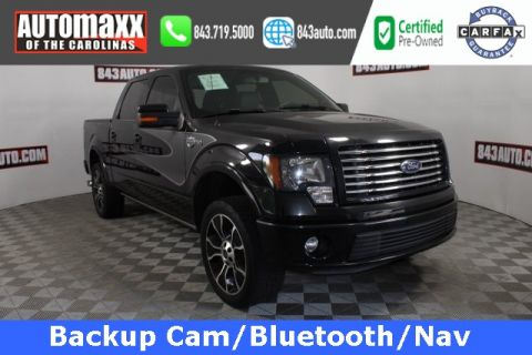 Certified Pre-Owned 2012 Ford F-150 Harley-Davidson