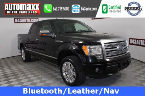 Certified Pre-Owned 2012 Ford F-150 Platinum
