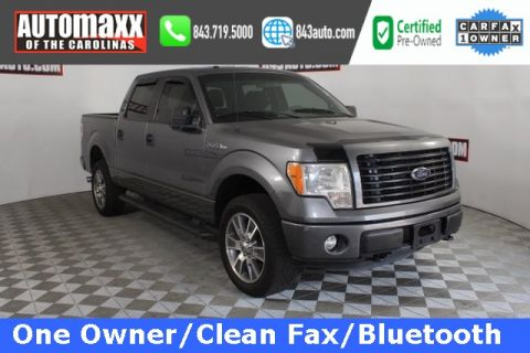 Certified Pre-Owned 2014 Ford F-150 STX 4WD