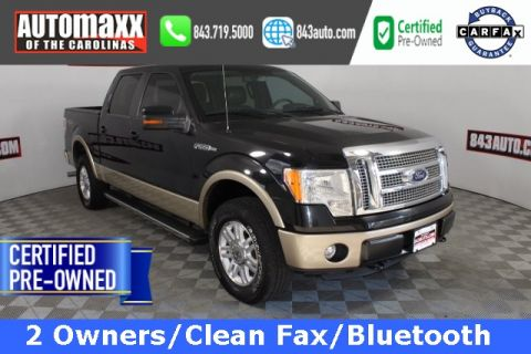Certified Pre-Owned 2012 Ford F-150 Lariat