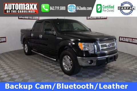 Certified Pre-Owned 2011 Ford F-150 Lariat 4WD