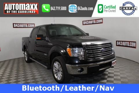 Certified Pre-Owned 2014 Ford F-150 Lariat 4WD