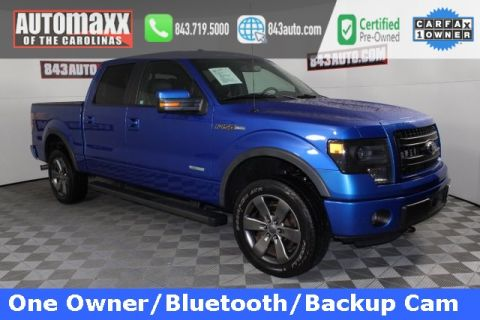 Certified Pre-Owned 2014 Ford F-150 FX4 4WD