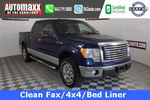 Certified Pre-Owned 2010 Ford F-150 XLT