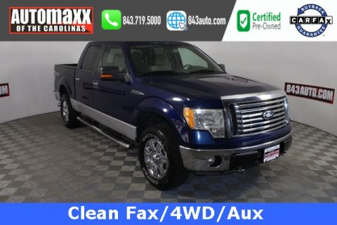 Certified Pre-Owned 2010 Ford F-150 XLT 4x4