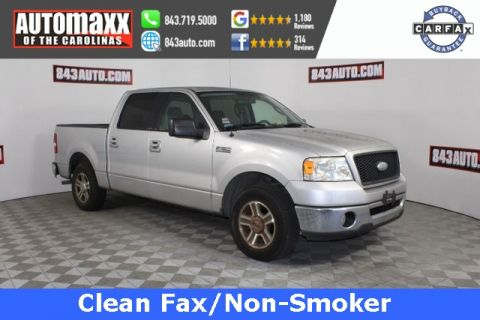 Pre-Owned 2006 Ford F-150 XLT RWD 4D Crew Cab