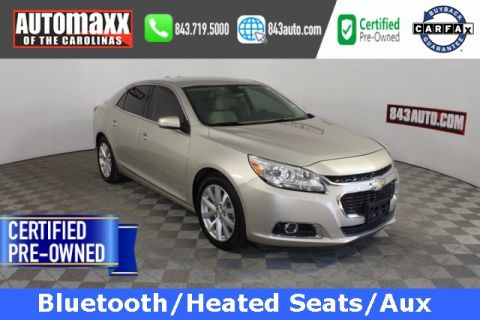 Certified Pre-Owned 2016 Chevrolet Malibu Limited LTZ