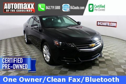 Certified Pre-Owned 2020 Chevrolet Impala LT