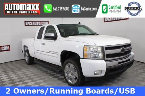 Certified Pre-Owned 2011 Chevrolet Silverado 1500 LT RWD 2D Standard Cab