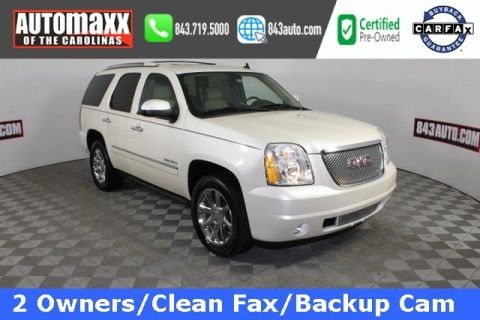 Certified Pre-Owned 2012 GMC Yukon Denali