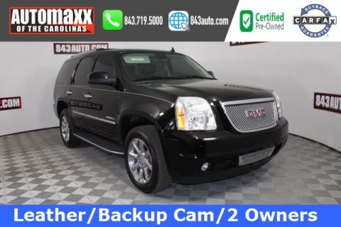 Certified Pre-Owned 2013 GMC Yukon Denali With Navigation & AWD