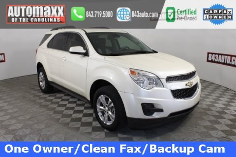 Certified Pre-Owned 2014 Chevrolet Equinox LT