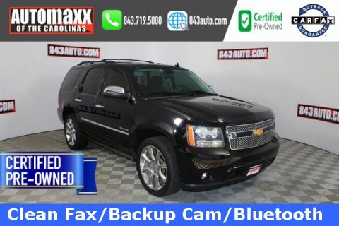 Certified Pre-Owned 2014 Chevrolet Tahoe LTZ