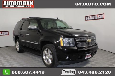 Certified Pre-Owned 2011 Chevrolet Tahoe LTZ 4WD