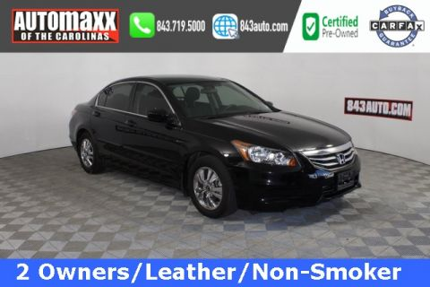 Certified Pre-Owned 2012 Honda Accord SE