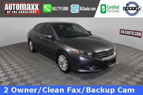 Certified Pre-Owned 2014 Honda Accord EX-L