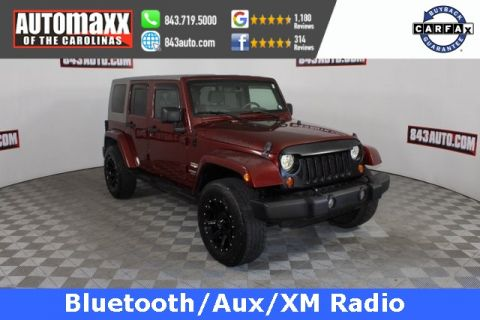 Certified Pre-Owned 2007 Jeep Wrangler Unlimited Sahara