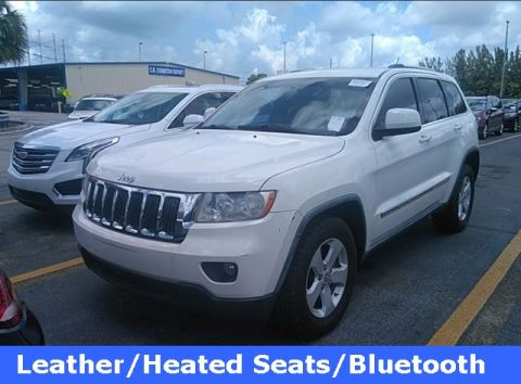 Certified Pre-Owned 2011 Jeep Grand Cherokee Laredo