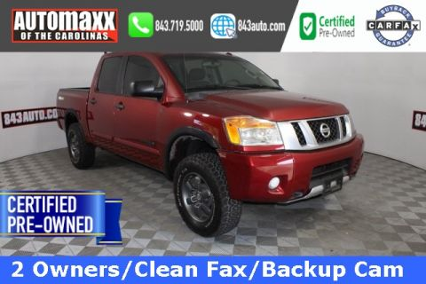 Certified Pre-Owned 2014 Nissan Titan PRO
