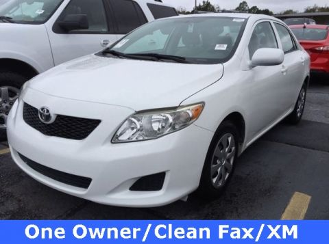 Certified Pre-Owned 2010 Toyota Corolla S